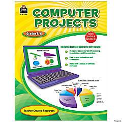Computer Project Book, Grades 5-6
