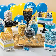 Congrats Grad Candy Buffet