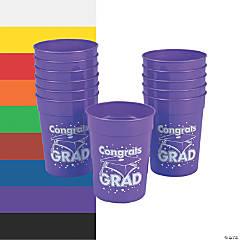 Congrats Grad Cups