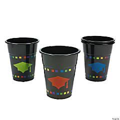 Congrats Grad Plastic Cups