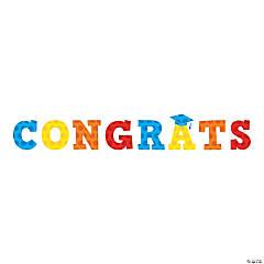 Congrats Graduation Jumbo Letters