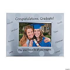 Congratulations Graduate Picture Frame