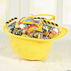 Construction Easter Basket