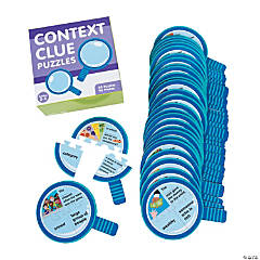 Context Clue Puzzles