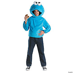 Cookie Monster Adult Men's Costume