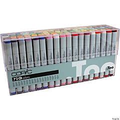Copic Original Markers Set 72/Pkg-Set C