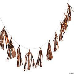 Copper Tassel Garland