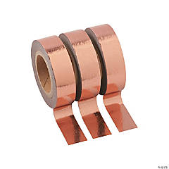 Copper Washi Tape Set