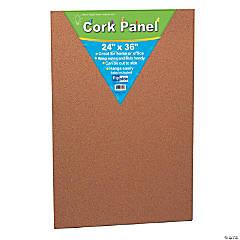 Cork Panel, 24