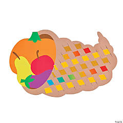 Cornucopia Weaving Mat Craft Kit