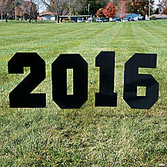 2016 Corrugated Yard Sign