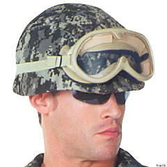 Costume Army Helmet for Adults