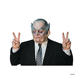 Count Nixon Latex Mask