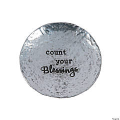 Count Your Blessings Ring Dish