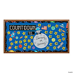 Countdown Bulletin Board Set