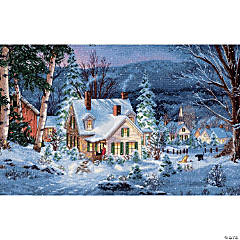 Counted Xstitch Kit -Winter'S Hush
