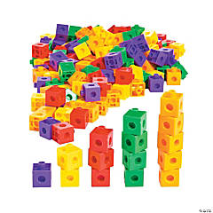 Counting & Stacking Cubes