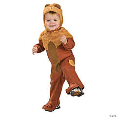 Cowardly Lion Baby Infant's Costume