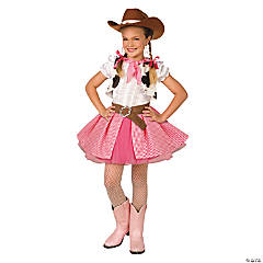 Cowgirl Cutie Costume for Girls