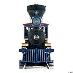 CP 60 Jupiter Train Cardboard Stand-Up