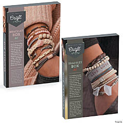 Craft Crush Bracelet Boxes: Neutrals & Blush