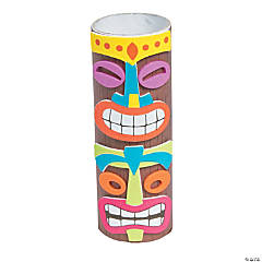 Craft Roll Totem Pole Craft Kit