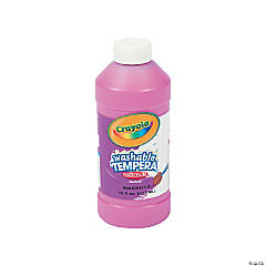 Crayola® Artista II Washable Magenta Tempera Paint - 16 oz.