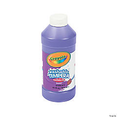 Crayola® Artista II Washable Purple Tempera Paint - 16 oz.