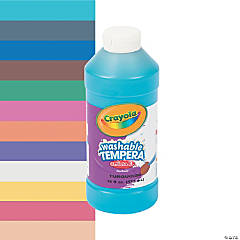 Crayola® Artista II® Washable Tempera Paint - 16 oz.