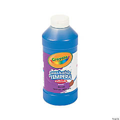 Crayola® Blue Tempera Paint - 16 oz.