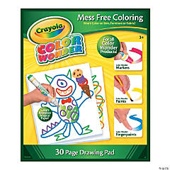 Crayola® Color Wonder Drawing Pad