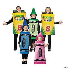 Crayola® Crayons Group Costumes