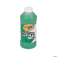 Crayola® Green Acrylic Paint - 16 oz.