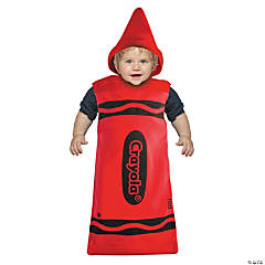 Crayola Infnt Red Kid's Costume