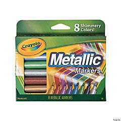 Crayola® Metallic Markers