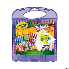 Crayola® Mini Twistables Crayons & Paper Set