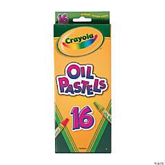 Crayola® Oil Pastels - 16 pcs.