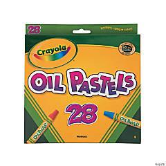 Crayola® Oil Pastels - 28 Pcs.