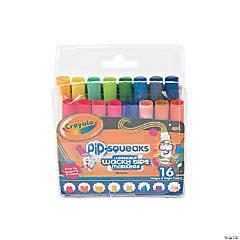 Crayola® Pip-Squeaks™ Washable Wacky Tips™ Markers