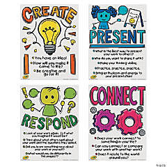 Crayola<sup>&#174;</sup> Creative Process Posters