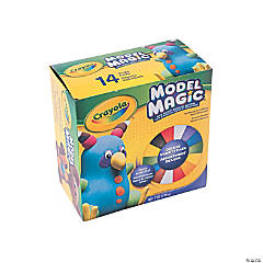 Crayola<sup>&#174;</sup> Model Magic<sup>&#174;</sup> Deluxe Variety Pack