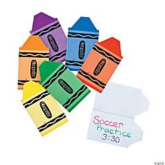 Crayola<sup>&#174;</sup> Notepads