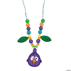 Crazy Bird Necklace Craft Kit