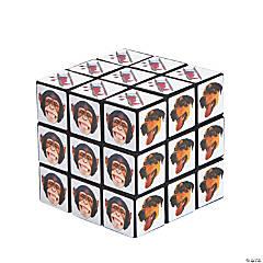 Crazy Face Puzzle Cubes