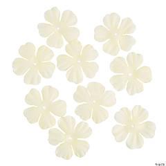 Cream Flower Petals