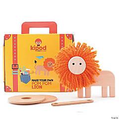 Create Your Own Pom Pom Lion