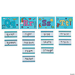 Create Your Own Word Wall Cutouts