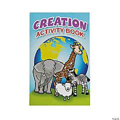 """Creation"" Fold-Up Activity Sheets"