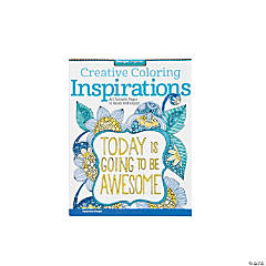Creative Coloring Book: Inspirations