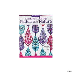Creative Coloring Book: Patterns of Nature